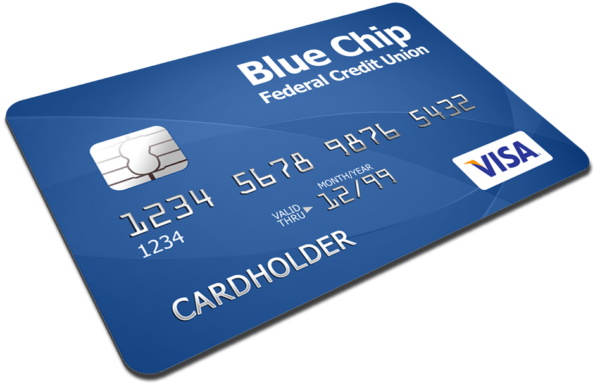 Blue Chip FCU VISA Credit Card image